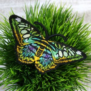 embroidery butterfly