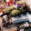 plush Halloween toys