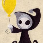 Death with Balloon