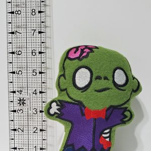 zombie plush toy