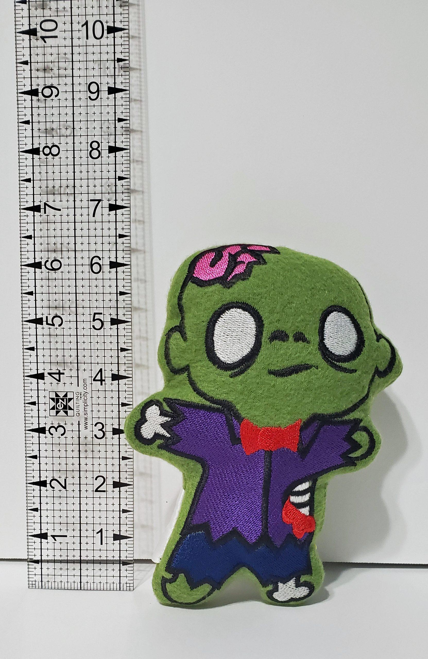 Zombie Boy plush
