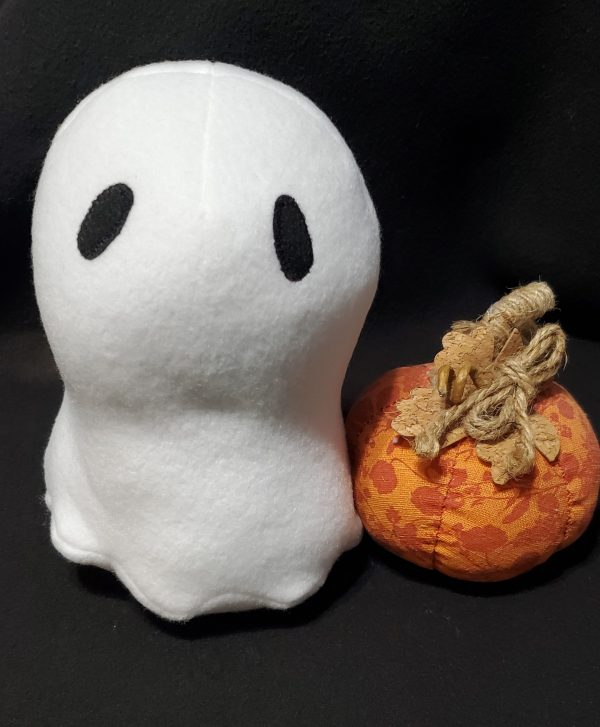 ghost plush toy