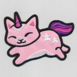 unicorn-cat-embroidered-patch